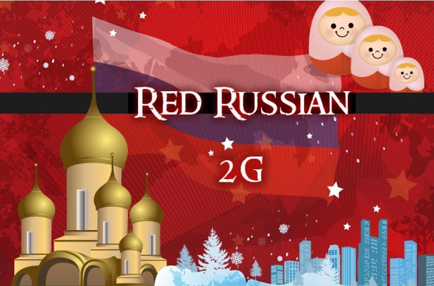 Kräutermischung Red Russian 2g