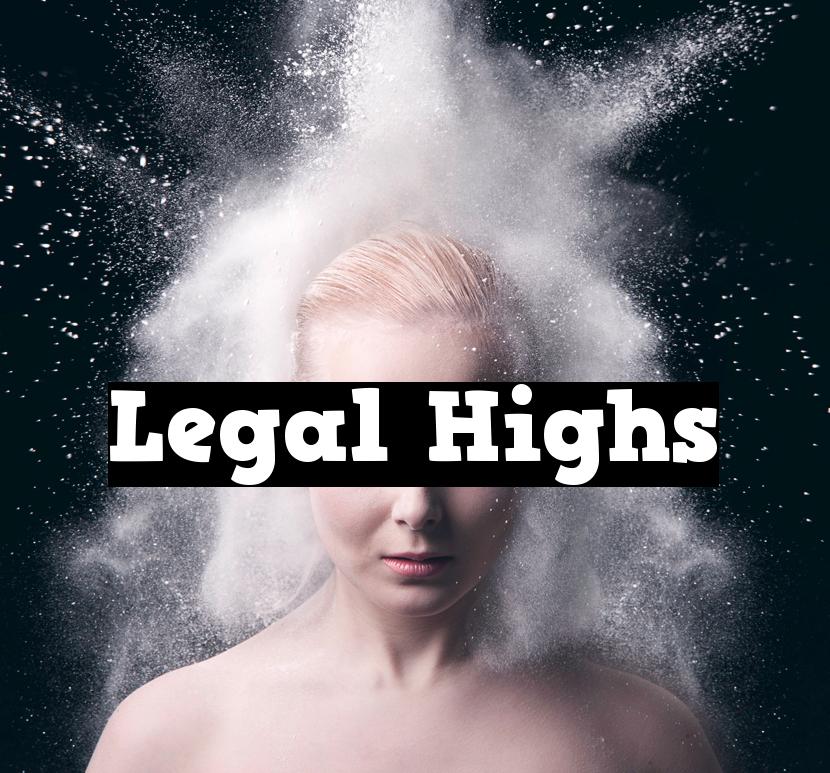 legal high woman