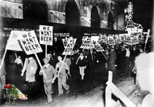 Bier Demonstration