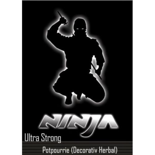 Raeuchermischung Ninja Ultra strong