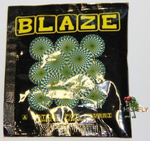 Blaze Räuchermischung Vorderseite