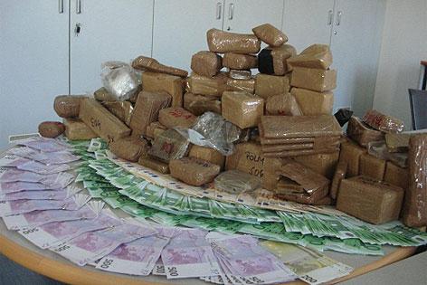 beschlagnahmung cannabis