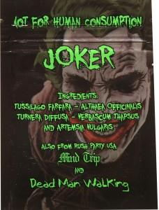 Rückseite Räuchermischung Joker