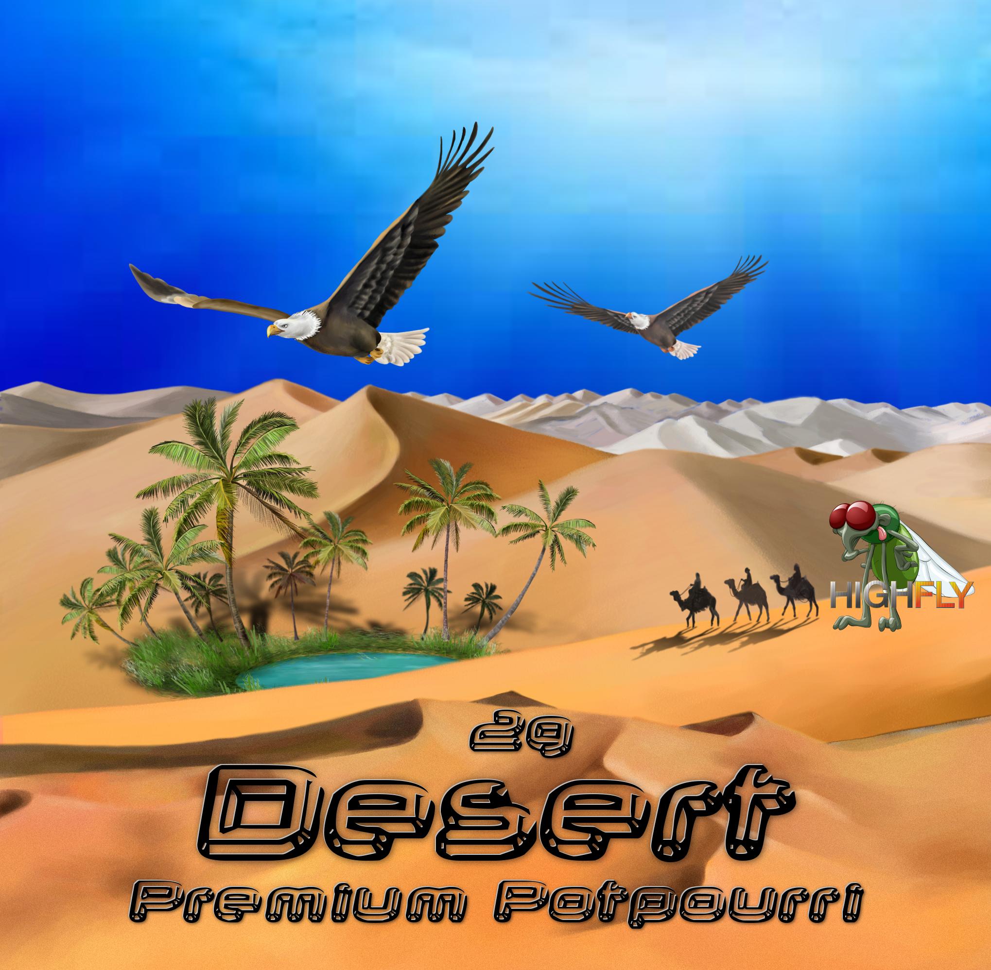 Kräutermischung Desert 2g