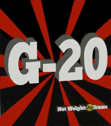 G20 Raeuchermischung 2g