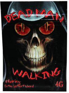Raeuchermischung Dead Man Walking 4g Kraeutermischung